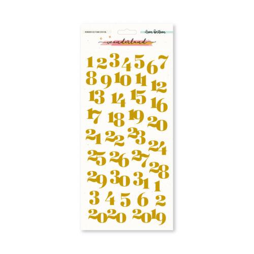 Lora Bailora - Wonderland Numbers