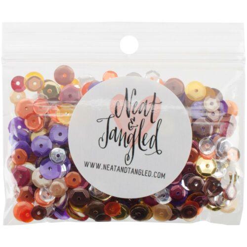 Neat & Tangled Sequin Mix - Festive Fall