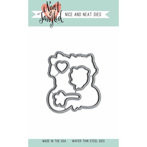Neat & Tangled Dies - Merry Kisses