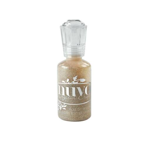 Nuvo Glitter Drops - Honey Gold