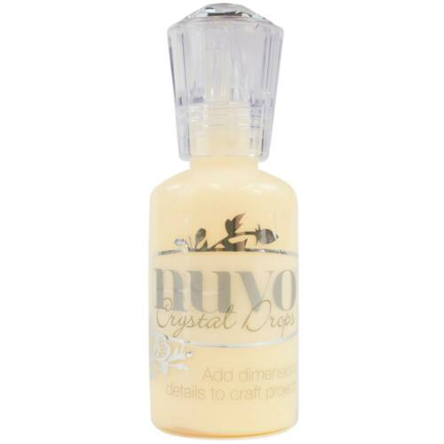Nuvo Crystal Drops - Gloss-Buttermilk