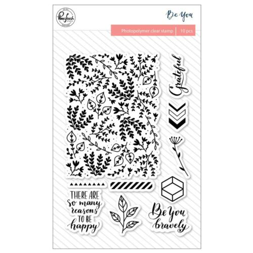 Pinkfresh Studio - Be You 4x6 Clear Stamps