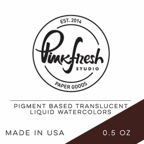 Pinkfresh Studio Watercolor - Espresso