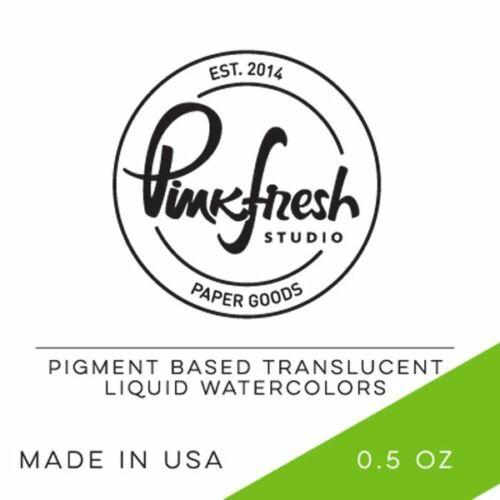 Pinkfresh Studio Watercolor - Key Lime
