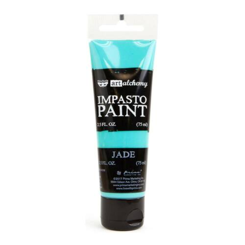 Finnabair Art Alchemy Impasto Paint - Jade
