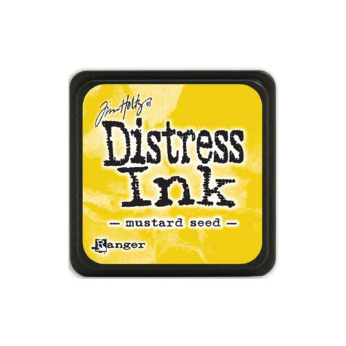 Ranger - Tim Holtz - Mini Distress Ink Pad - Mustard Seed