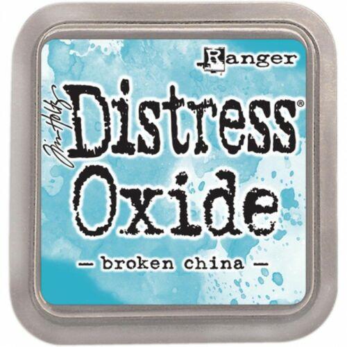 Tim Holtz Distress Oxide Ink Pad - Broken China