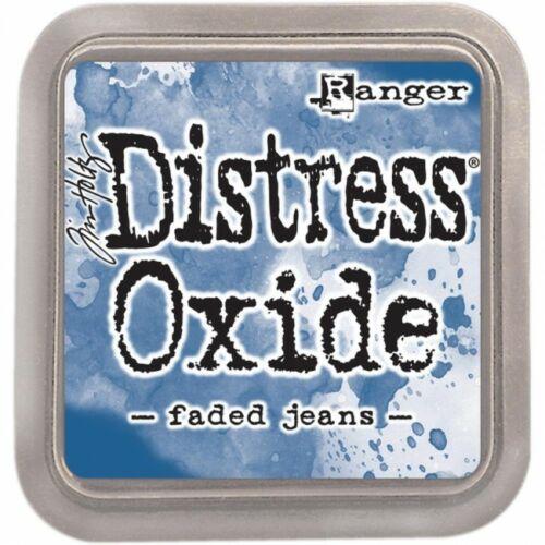 Tim Holtz Distress Oxide Ink Pad - Faded Jeans