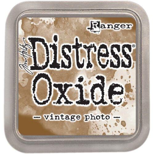 Tim Holtz Distress Oxide Ink Pad - Vintage Photo