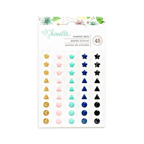 Shimelle - Little By Little Enamel Dots