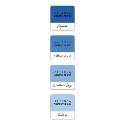 Altenew Mini Ink Cube Set - Lapis Lazuli