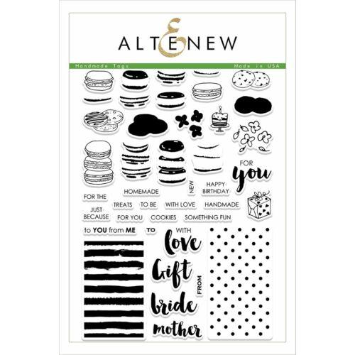 Altenew Handmade Tags Stamp Set