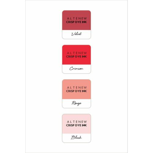 Altenew Mini Ink Cube Set - Red Sunset