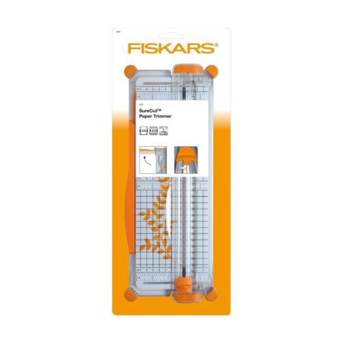 Fiskars - Portable Sure Cut Paper Trimmer 30cm A4