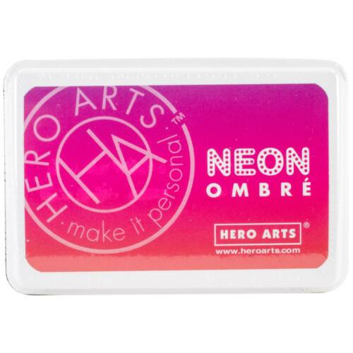 Hero Arts Ombre Ink Pad - Red To Purple