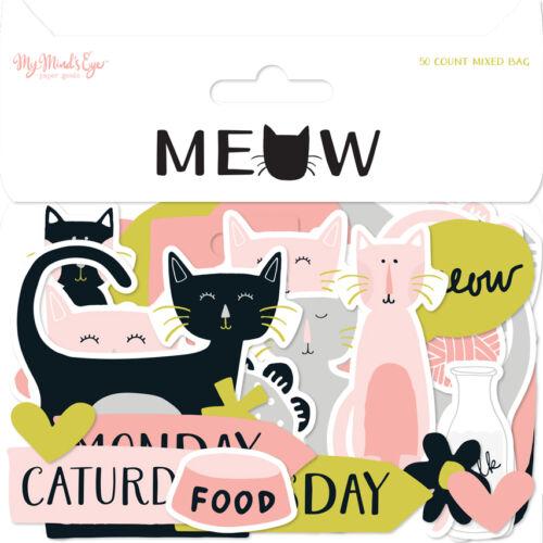 My Mind's Eye - Meow Mixed Bag Epehemra