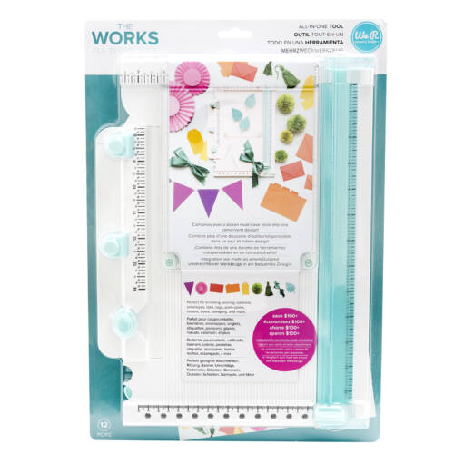 We R Memory Keepers - The Works All-In-One Tool