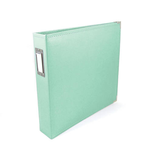 We R Memory Keepers - 12 x 12 Classic Leather Album - Mint