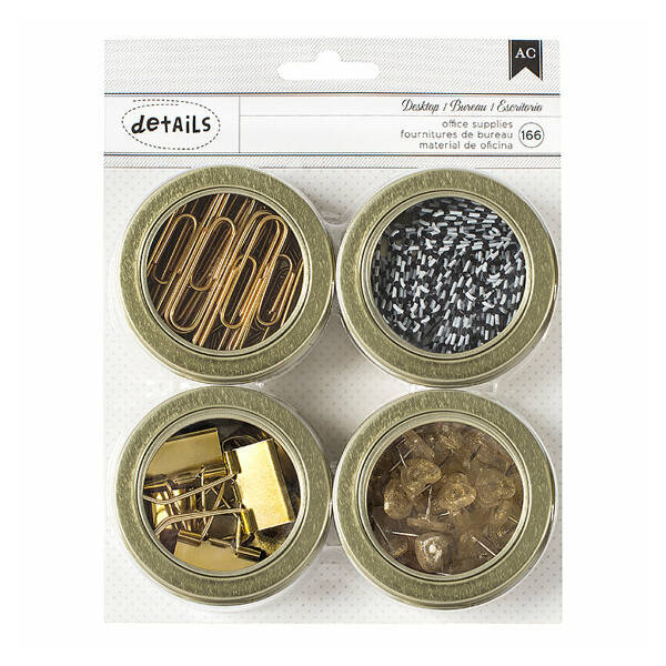 American Crafts Office Supply Set