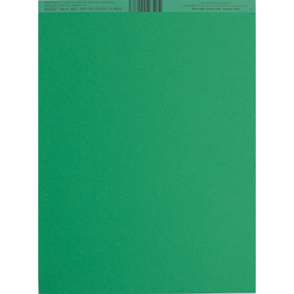 Bazzill 8.5x11 Smoothies Cardstock - Green Apple