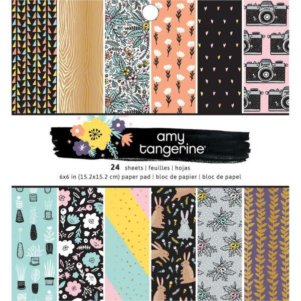 Amy Tangerine - Shine On 6x6 Paper Pad