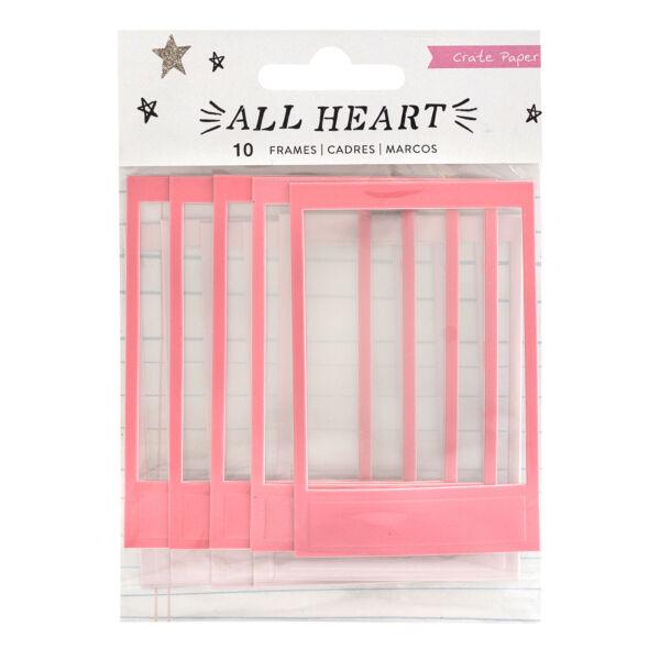Crate Paper - All Heart pufi keretek (10 db)