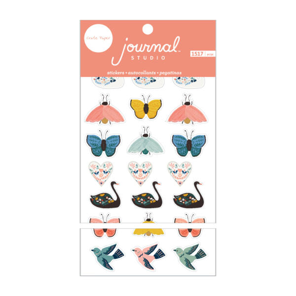 Crate Paper - Journal Studio Sticker Book 30 Sheets