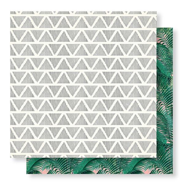 Crate Paper - Wild Heart 12x12 Paper - Retreat