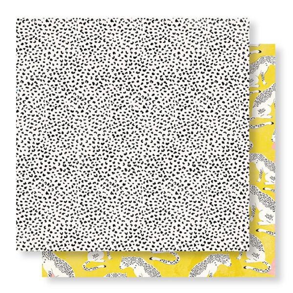 Crate Paper - Wild Heart 12x12 Paper - Roar