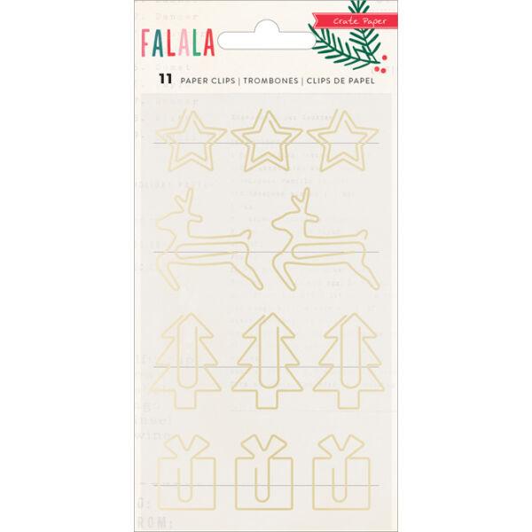 Crate Paper - Falala Paper Clips