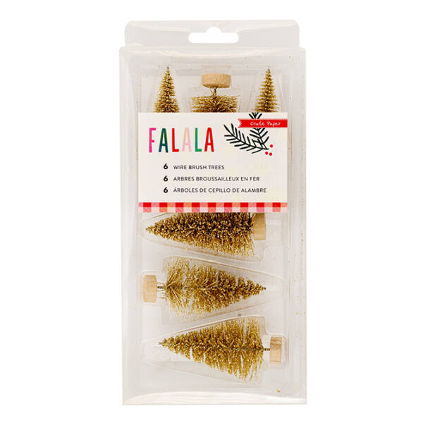 Crate Paper - Falala Brush Trees