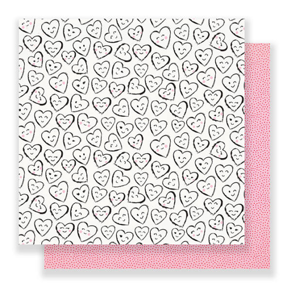 Crate Paper - Main Squeeze 12x12 Paper - Crush