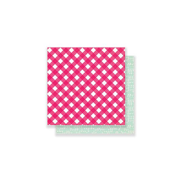 Crate Paper - Main Squeeze 12x12 Paper - Just Love