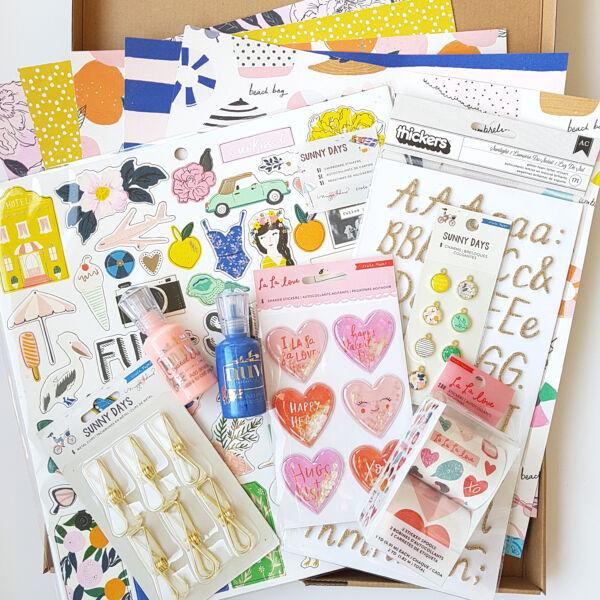 Sunny Heart Kit
