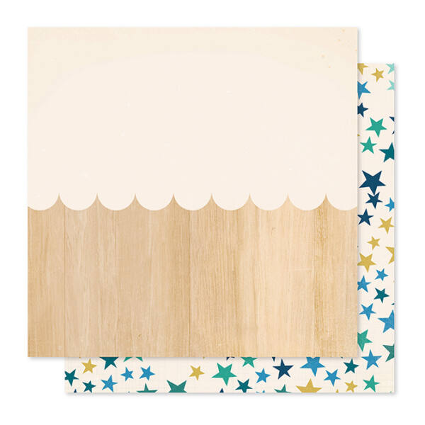 Crate Paper - Maggie Holmes - Willow Lane 12x12 Paper - Darling