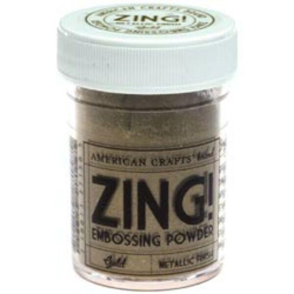 Zing! Metallic Embossing Powder - Gold