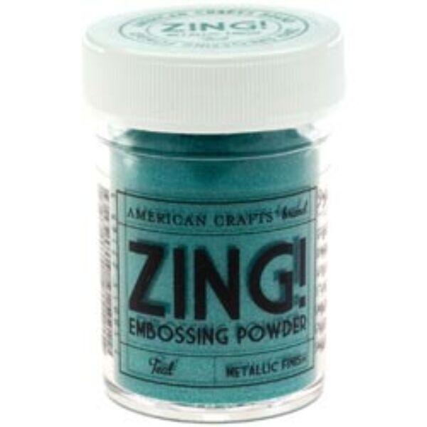 Zing! Metallic Embossing Powder - Teal