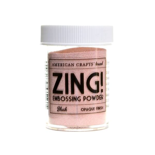 Zing! Opaque Embossing Powder - Blush