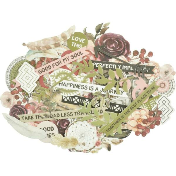 Kaisercraft Gypsy Rose - Die Cut