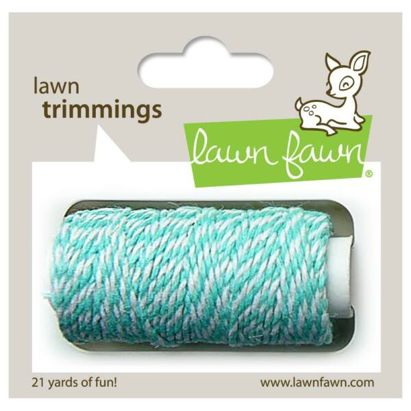 Lawn Fawn Aquamarine Single Cord