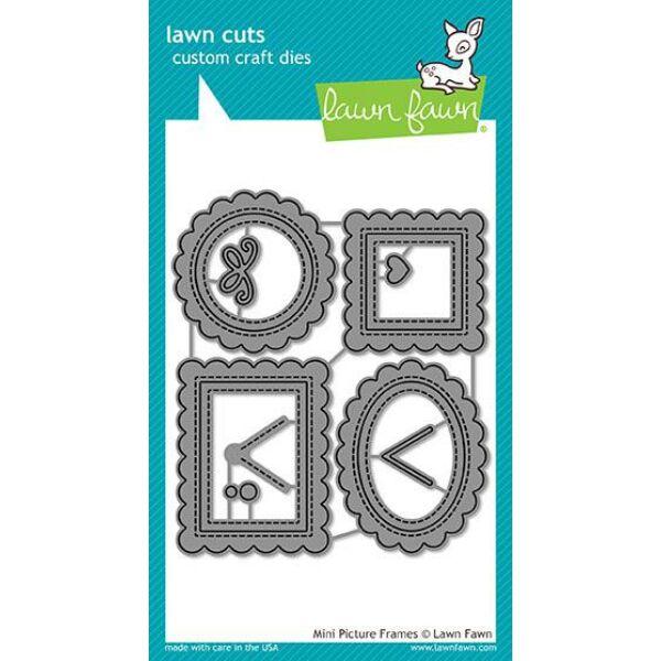 Lawn Cuts - Mini Picture Frames