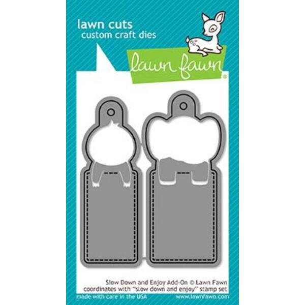 Lawn Cuts - Slow Down and Enjoy add-on