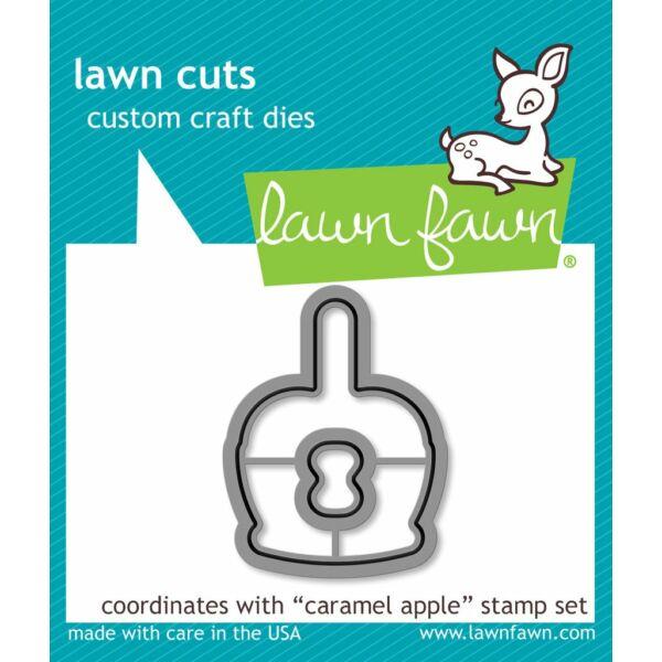 Lawn Fawn Die Set - Caramel Apple