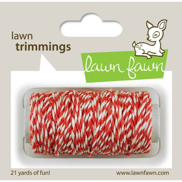 Lawn Fawn Peppermint Single Cord