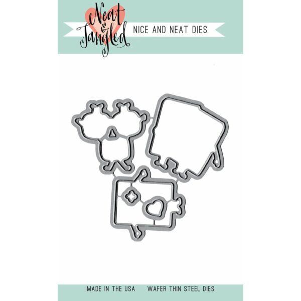 Neat & Tangled Die Set - S'more Fun