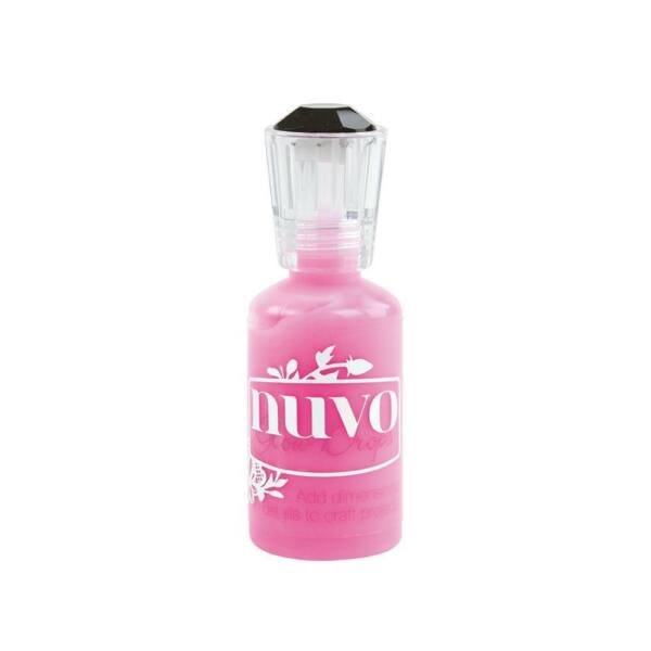 Nuvo - Glow Drops – Shocking Pink