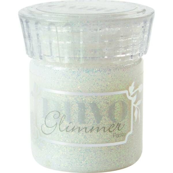 Nuvo Glimmer Paste 50ml - Moonstone
