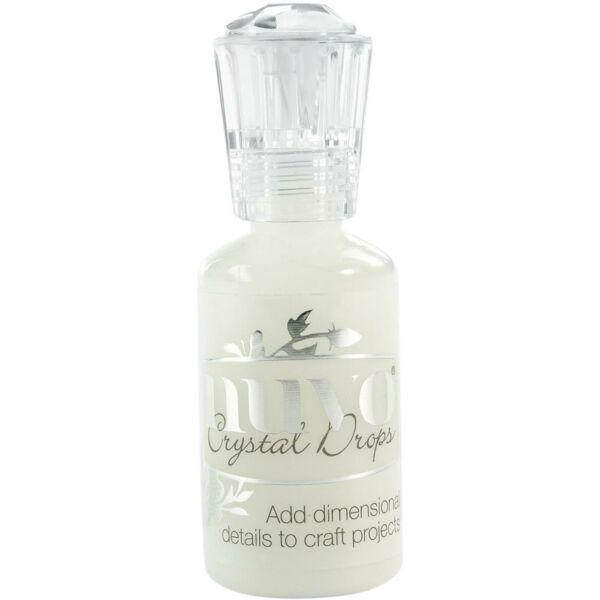Nuvo Crystal Drops - Gloss-Morning Dew
