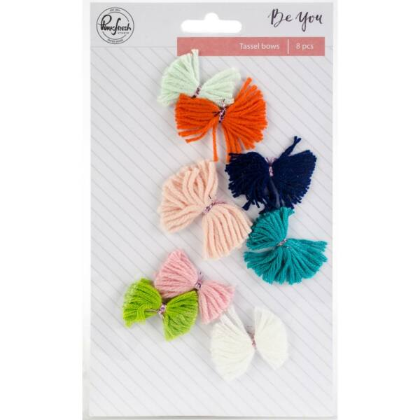 Pinkfresh Studio - Be You Tassel Bows