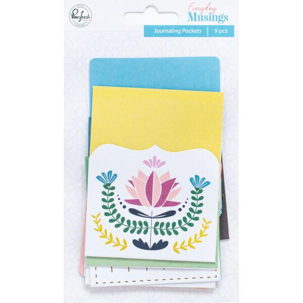 Pinkfresh Studio - Everyday Musings Journaling Pockets